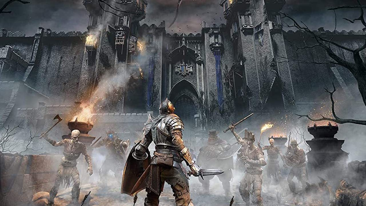 Read more about the article Demon's Souls